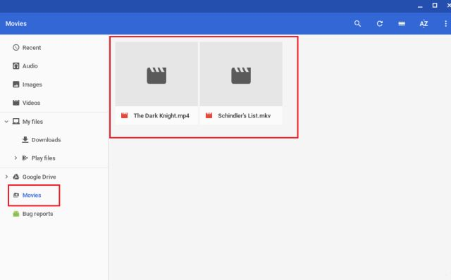 2. Connect Windows Shared Folders to Chromebooks
