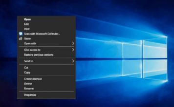 How to Customize the Right-click Menu on Windows 10