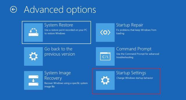 2. Recover Your Account Through Safe Mode on Windows 10
