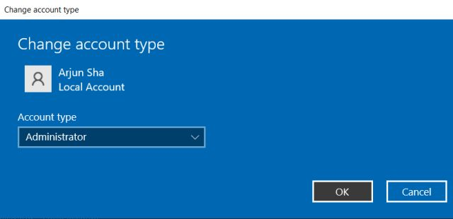 Resolve 'We Can't Sign Into Your Account' Error on Windows 10