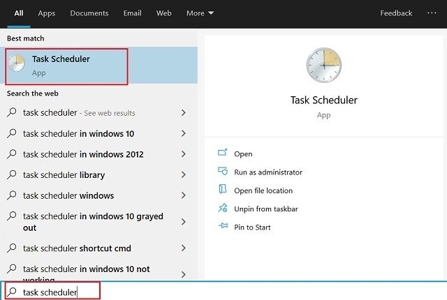 Automate Shutdown on Windows 10 with Task Scheduler