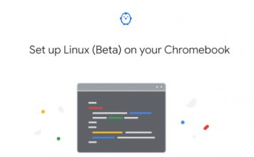 How to Use Linux on Your Chromebook