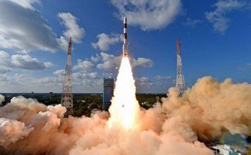 ISRO PSLV RISAT-2BR1 website