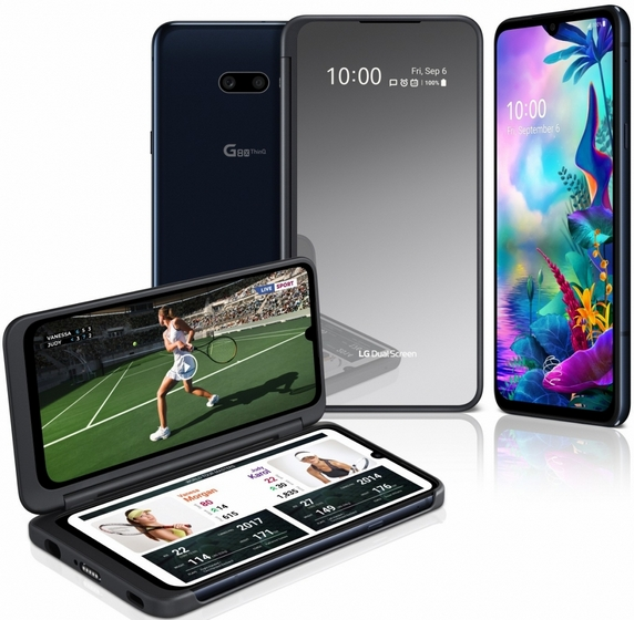 Dual-Screen LG G8X ThinQ with Snapdragon 855 Launched in India at Rs. 49,999