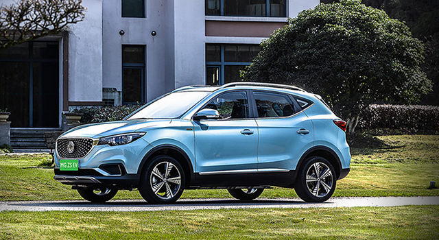 MG Motor Launches 'ZS EV' Electric SUV With 340Km Range in India