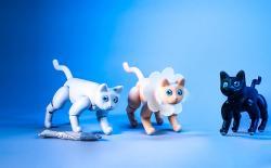 MarsCat Is a Robotic Pet Cat; Available on Kickstarter