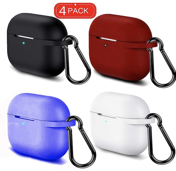 meiyasy's collection of AirPods Pro cases