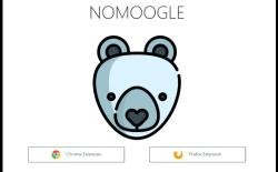 NOMOOGLE Browser Extension Helps You Remove Google from life