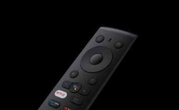 New OnePlus TV remote