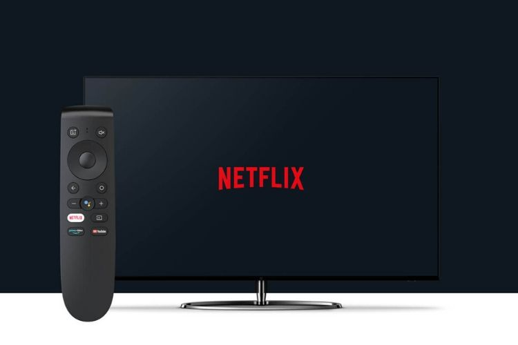 New OnePlus TV remote has a dedicated Netflix button