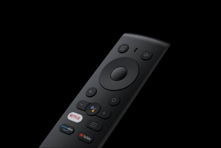 New OnePlus TV remote
