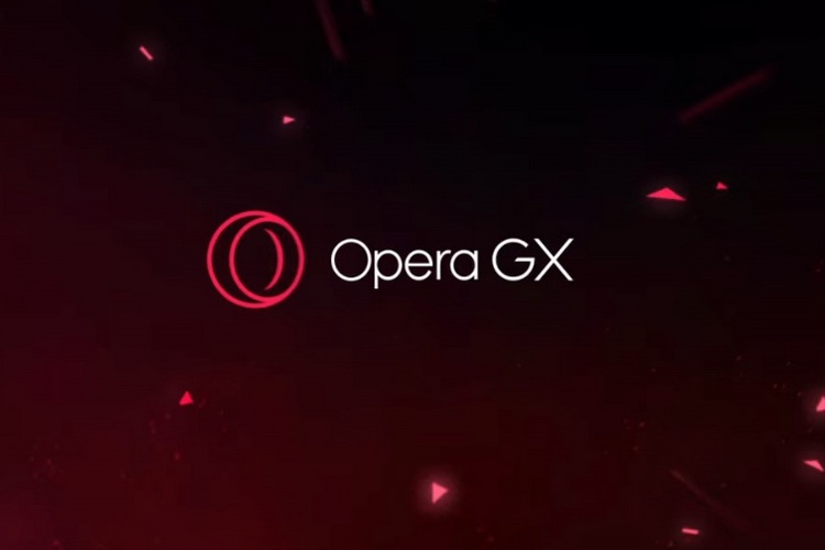 Get Opera For Gamers Background