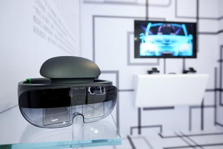 Oppo AR Glasses website