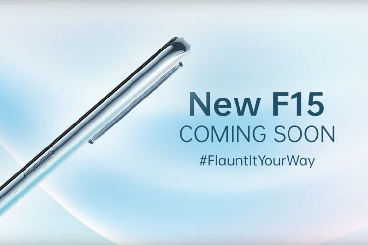 Oppo F15 india launch set for January 2020