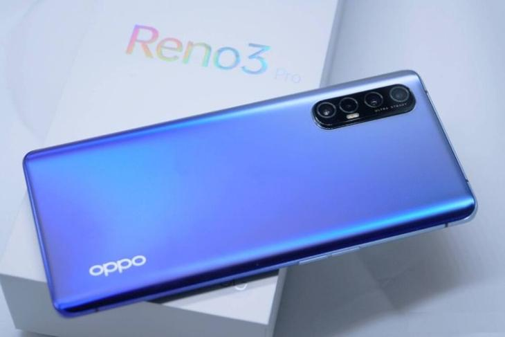 Oppo Reno 3 Pro launched