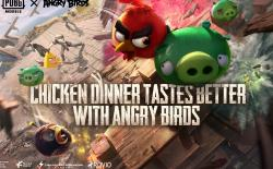 PUBG Mobile and Angry Birds partnership