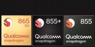 Qualcomm Snapdragon 865 vs 855+ vs 855 What's New