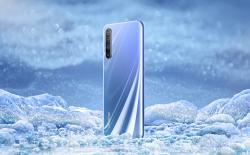 Realme X50 5G website