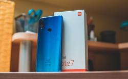 Xiaomi Redmi Note 7 shutterstock website