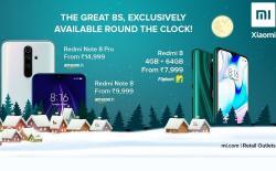 Redmi Note 8 series open sale website