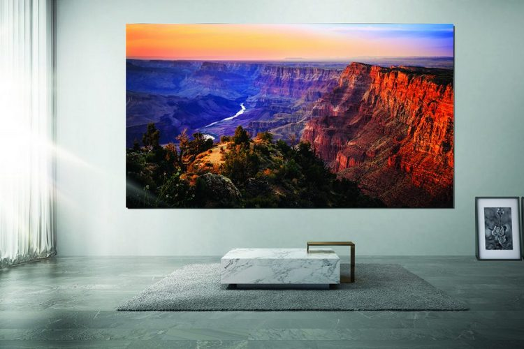 Samsung Launches 'The Wall' MicroLED TV in India for Rs 12 Crore