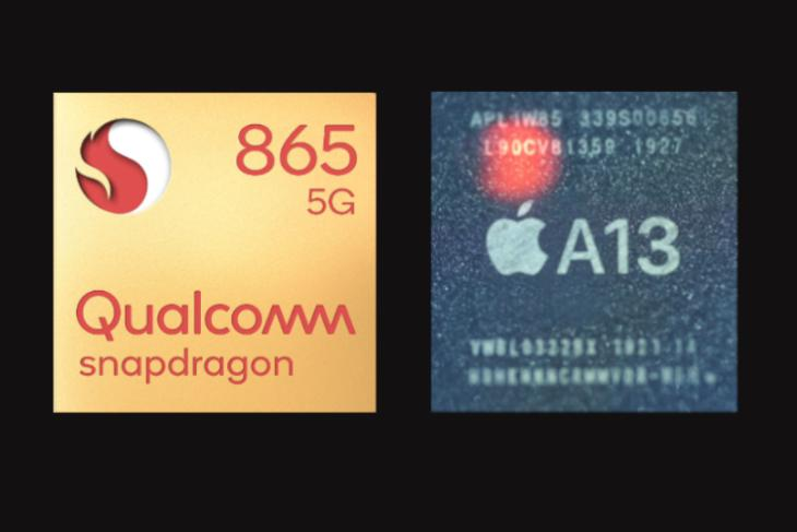 Snapdragon 865 vs Apple A13 Bionic Who is the Ultimate Winner