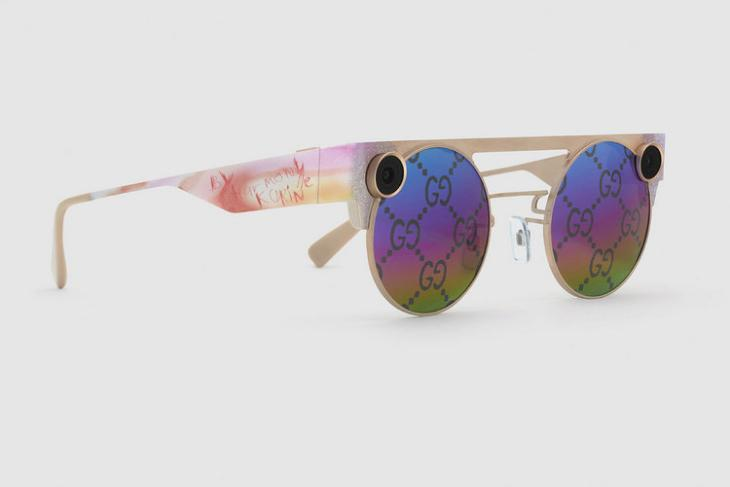 Spectacles 3 Gucci website