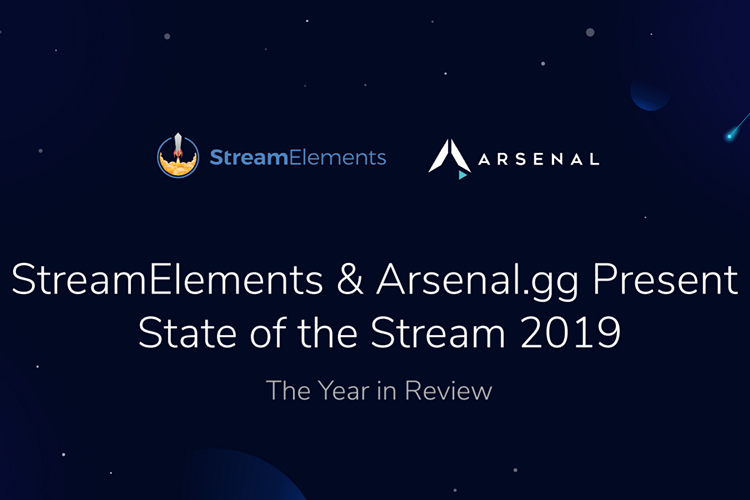 StreamElements State of the Stream 2019 Here are the Winners!