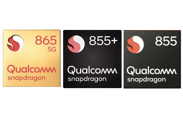 The Showdown Snapdragon 865 vs 855+ vs 855