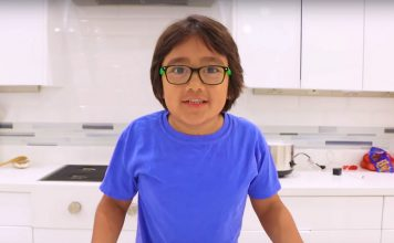 This 8-Year-Old YouTuber Earned $26 Million in 2019