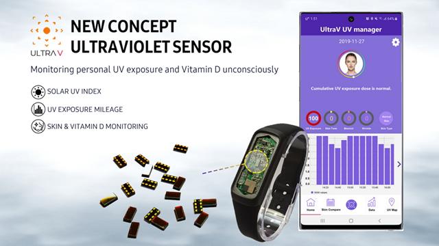 Ultra V Samsung CES 2020