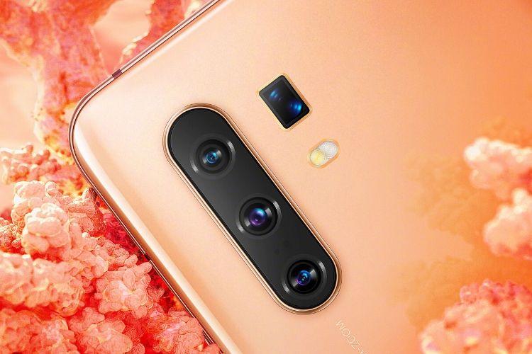 Vivo X30 cameras
