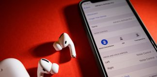 Whistling Activates Noise Cancelation on Apple's AirPods Pro