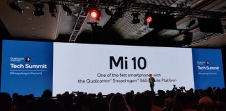 Xiaomi mi 10 one of the first snapdragon 865 chipsets