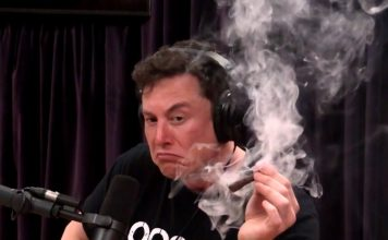 elon musk - spacex sending weed and coffee to space