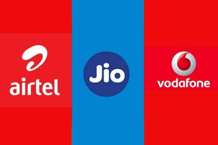Airtel, Vodafone, and Jio hike tariff price