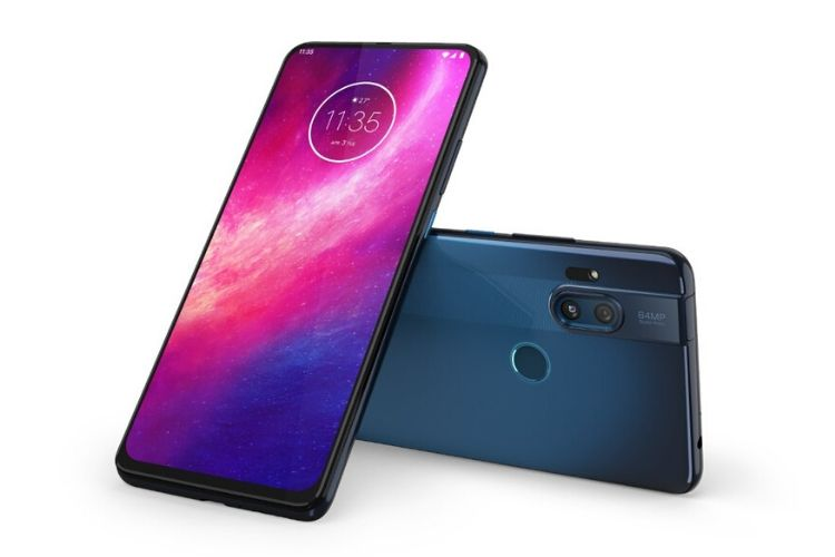 Motorola One Hyper cameras and specifications