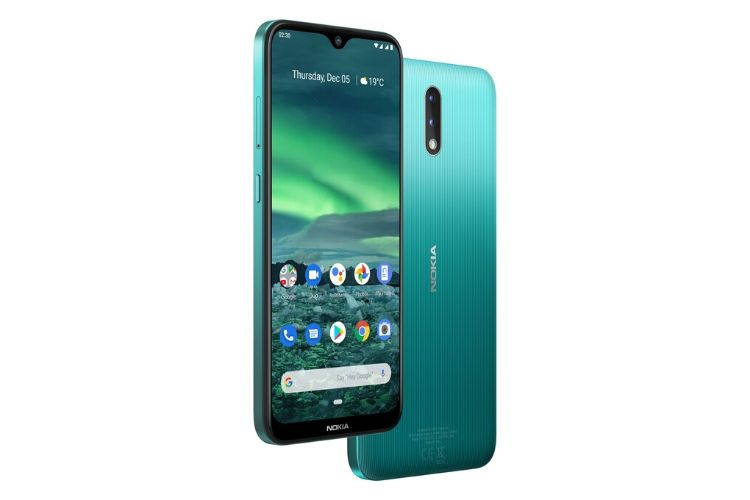 Nokia 2.3 with 6.2-inch HD+ Display, MediaTek Helio A22 and Dual-Cameras Launched