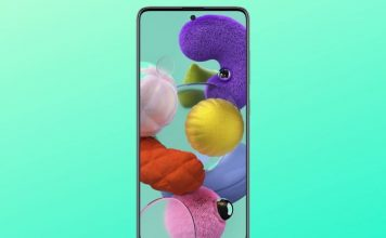 Galaxy A51 official renders leak online ahead of launch