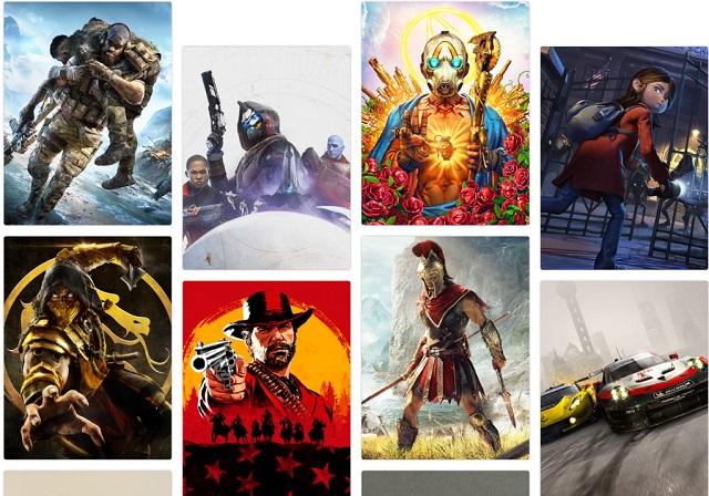 google stadia Best Chromebook Games