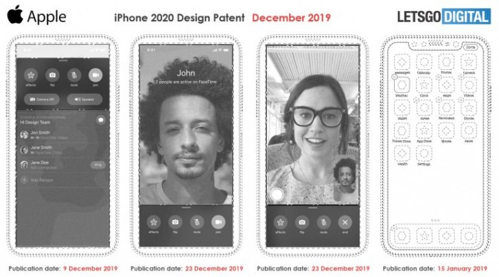 Apple patent shows off 2020 iPhone
