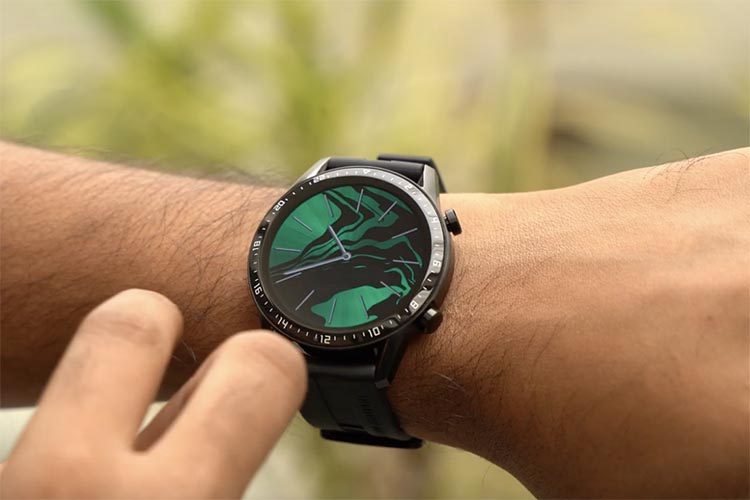 Huawei Watch GT 2 With GPS, Heart Rate Monitor, Launched in India
