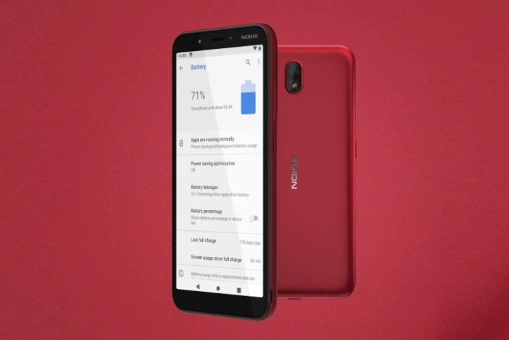 nokia c1 launched