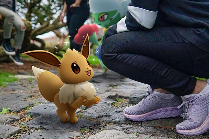 Pokémon Go Buddy Adventure
