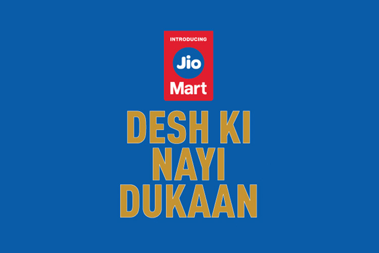 JioMart Grocery Delivery Service Launched to Take on BigBasket, Amazon