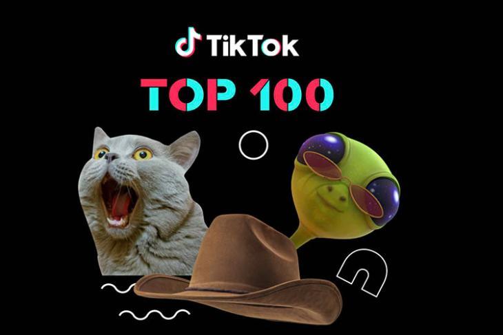 tiktok top 100 report featured