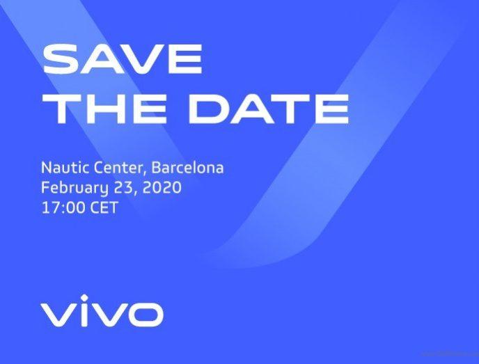 vivo press invite - mwc 2020