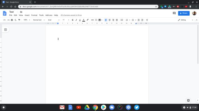 1. Google Docs and Microsoft Office Best Chrome OS Apps