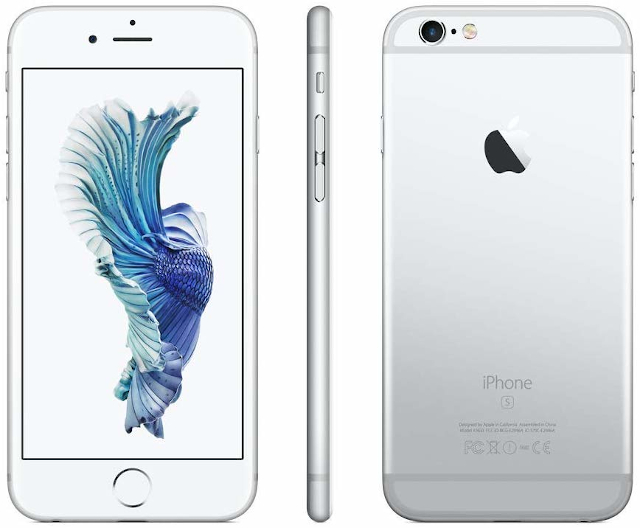 1. iPhone 6S / SE Best Smartphones for Senior Citizens