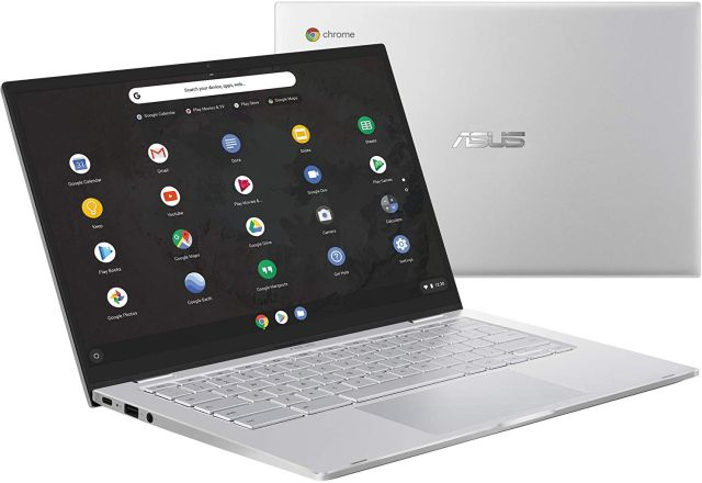 10. Asus Chromebook C425 Best Chromebooks for Kids